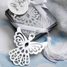 cheap baptism favors cheap christening favors angel bookmark favors free custom tags