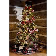 artificial christmas trees kirklands