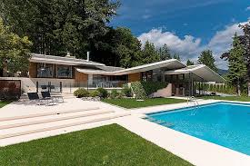 Midcentury Modern Homes - mid century modern home by ron thom architecture pinterest