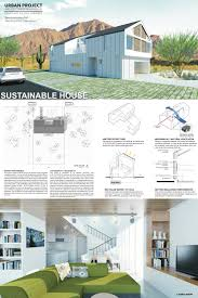 urban home design the 100 000 sustainable home design competition aia
