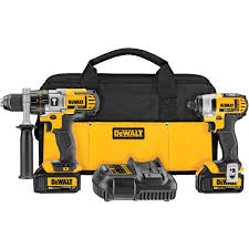 home depot dewalt black friday dewalt 20 volt max lithium ion cordless hammer drill impact driver