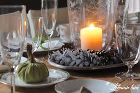 thanksgiving tablescapes pictures our thanksgiving tablescape 2015 lehman lane