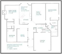 design a floor plan for free design my own home floor plans for free
