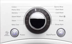 lg wd12590d6 10kg front load washing machine appliances online