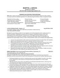Resume Finance Sample Resume For Financial Analyst Entry Level Entry Level