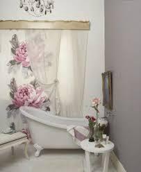 tendaggi shabby chic le tende da bagno shabby chic per un ambiente unico e avvolgente