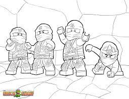 attractive inspiration ideas lego ninjago coloring pages lego