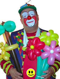 clown balloon ren e the balloon twisting clown one of albany best family