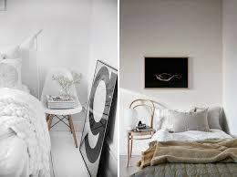 le de chevet chambre table de chevet de design original 12 idées chic pour la chambre