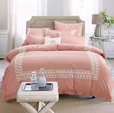 girls cotton bedding bedroom special girls pink lace bedding set decorative pillows