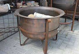 Copper Firepits Pits