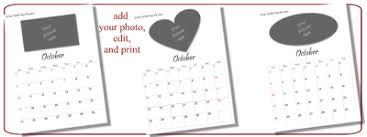 october 2015 calendar template make a free printable october