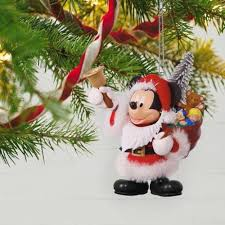 the hallmark disney ornament debut is here