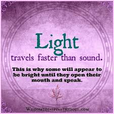 does light travel faster than sound images 2766 best quotes images inspiration quotes inspire jpg