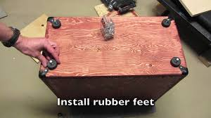 Guitar Tone Build A Speaker Cabinet In 10 Easy Steps Youtube