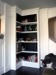 black built ins home sweet home on a budget built ins small closets reading