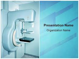 free mammography x ray machine medical powerpoint template for