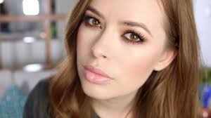 Burr Burr Carpet Gold Smoky Eye Makeup Tutorial Tanya Burr Youtube