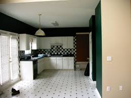 kitchen amazing black and white kitchen tile floor designs ideas