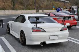 modified nissan silvia s15 s15
