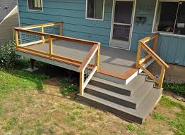 wrap around deck designs the images collection of porch u part of where we sand and stain