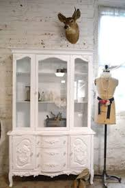 158 best painted cottage china cabinets images on pinterest