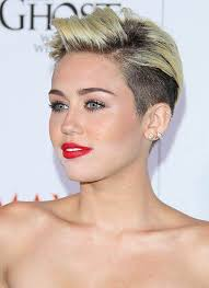miley cyrus hairstyle name celebrity hairstyles miley cyrus haircut 2015 shaved blonde