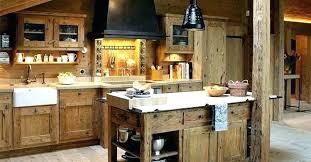 meuble cuisine bois buffet bois brut portes meuble cuisine buffet bois brut buffet porte