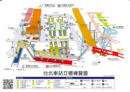 Dc Metro Station Map by I See Your Stockholm Metro Map And Raise You With Taipei 3 Rail