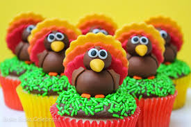 mbc fondant turkey toppers