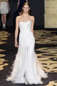 wedding dresses 2011 collection versace fall 2011 runway review thefashionspot