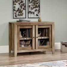 Sauder Bedroom Furniture Sauder Dakota Pass Console Cabinet For Tvs Up To 42