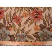 floral tapestry fabric j o fabrics