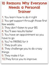11 best personal trainers forms images on pinterest career