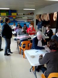 tenue bureau de vote nos colistiers aux bureaux de vote ensemble bougeons pour lagnieu