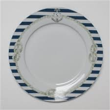 monogrammed dishes personalized monogram dinner plates dishique boutique