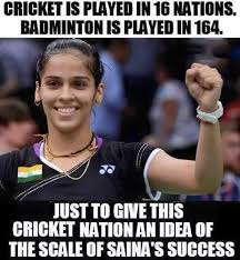 Badminton Meme - funny sports meme and troll funniest indian meme
