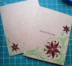how to make a gift pouch from a greeting card 11 steps