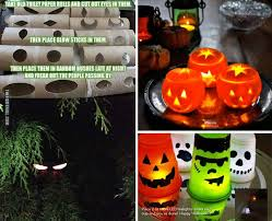 Cute Diy Halloween Decorations 19 Easy And Spooky Diy Lights For Halloween Night Amazing Diy