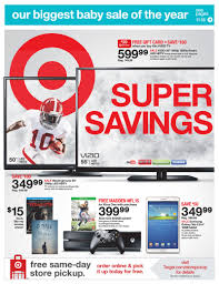 target black friday vizio target ad home products january 2015 entertainment