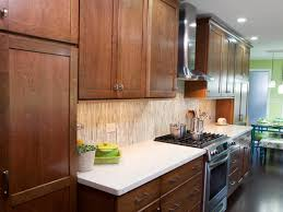white kitchen countertops with brown cabinets ready to assemble kitchen cabinets pictures options tips