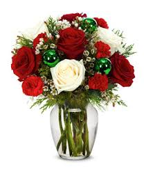 christmas flowers christmas cheer at from you flowers