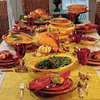 Traditional Thanksgiving Meal Thanksgiving Dinner Meal Divascuisine Com