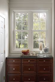 Windowrama Clearance by Ideas Wood Vanity With Grey Granite Top Also White Curtains For