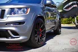 jeep srt matte black 22x10 5 lightweight forged wheels srt hellcat forum