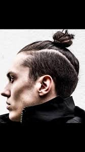 top knot mens hairstyles top knot man google search hairstyle pinterest top knot man