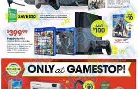 gamestop black friday 2014 ad and deals opening hours xbox