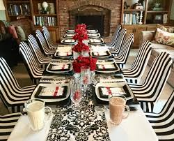 luxury damask table runner furniture black table runners luxury tablescape with striped