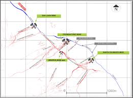 Chihuahua Mexico Map Sierra Metals Discovers Three Zones With Bonanza Grades Of Silver
