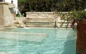natural swimming pool on two levels u2013 tecnoambiente luxury pools